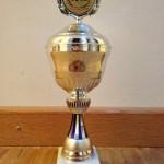 1. Platz  Pokal für den Gesamtsieger der Landesliga Nord/Ost 2012