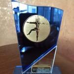 1. Platz Pokal für den Gesamtsieger der Oberliga Nord/Ost 2014