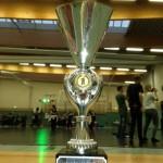 1. Platz  Pokal für den Gesamtsieger der Verbandsliga Nord/Ost 2013